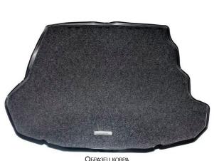Коврик в багажник Элерон SOFT на седан и универсал для Lada Priora № aileron.74050