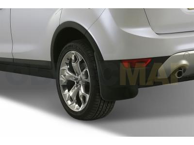 Брызговики задние 2 штуки Frosch для Ford Kuga 2013-2019