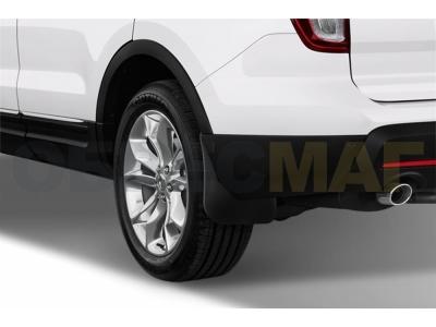 Брызговики задние 2 штуки Frosch для Ford Explorer 2011-2019