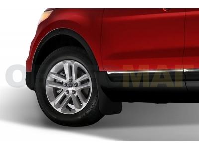 Брызговики передние 2 штуки Frosch для Ford Explorer 2011-2019