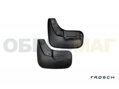 Брызговики передние 2 штуки Frosch для Lada Vesta 2015-2019