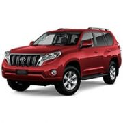 Toyota Land Cruiser Prado 150 2017-2018
