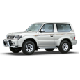 Toyota Land Cruiser Prado 90 1996-2002