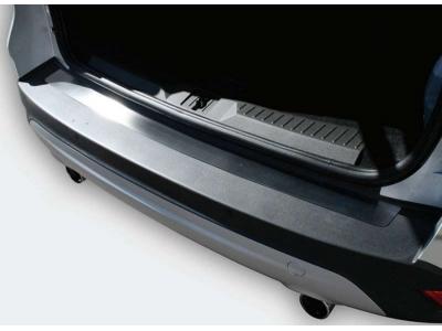 Накладка на задний бампер с рисунком для Ford Kuga