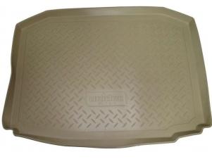 Коврик в багажник Norplast полиуретан бежевый на седан для Nissan Teana № NPA00-T61-712-B