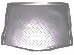 Коврик в багажник Norplast полиуретан серый на седан для Nissan Teana № NPA00-T61-712-G