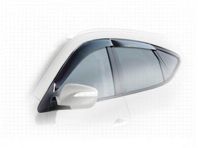 Дефлекторы боковых окон Cobra для Renault Kangoo/Citroen Berlingo