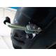 Фаркоп оцинкованный Galia шар BMA съёмный на хетчбек для Hyundai i30 2007-2012