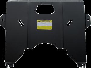 Защита картера и КПП Мотодор сталь 2 мм для Nissan Teana № 61408