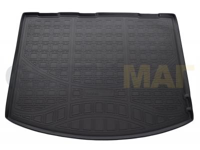 Коврик в багажник Norplast полиуретан чёрный для Ford Kuga 2013-2019
