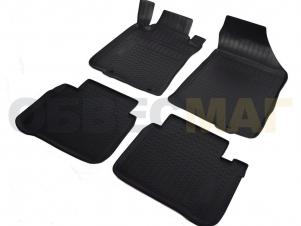 Коврики в салон Norplast полиуретан чёрные для Nissan Teana № NPA10-C61-712