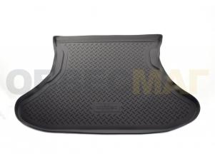 Коврик в багажник Norplast полиуретан на хетчбек для Lada Priora № NPL-P-94-56