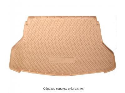 Коврик в багажник Norplast бежевый на универсал для Audi A6/A6 Allroad 2006-2011