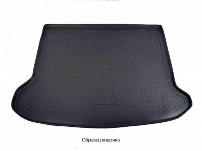 Коврик в багажник Norplast полиуретан на седан для Haima 3