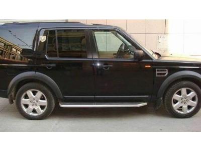 Пороги алюминиевые OEM Tuning для Land Rover Discovery 3/4 2005-2016