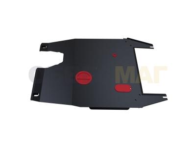 Защита картера и КПП Автоброня для 1,6 и 2,0 сталь 2 мм для Chery Fora/Vortex Estina