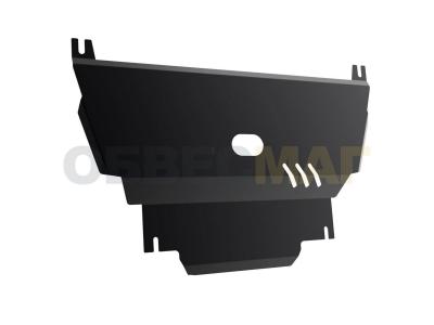 Защита картера и КПП Автоброня для 1,3 сталь 2 мм для Chery IndiS