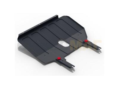Защита картера и КПП Автоброня для 1,5 сталь 2 мм для Chery Tiggo 2
