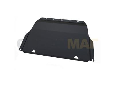Защита картера и КПП Автоброня для 1,4 сталь 2 мм для Fiat Bravo 2007-2014