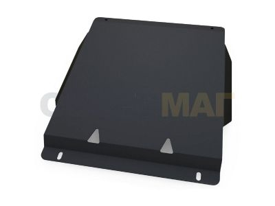 Защита КПП Автоброня для 4,0 и 4,6 сталь 2 мм для Ford Explorer 2006-2010