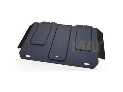 Защита картера Автоброня для 2,0 и 2,0T сталь 2 мм для Great Wall Hover H3/DW Hower H3