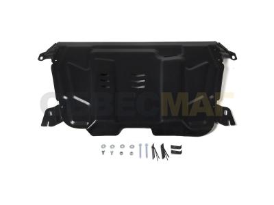 Защита картера и КПП Rival сталь 2 мм для Lexus ES/RX/Lifan Murman/Toyota Camry/Highlander/Ven 2007-2019