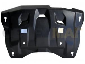 Защита картера и КПП АБС-Дизайн композит 6 мм для Nissan Teana/Murano № 15.21k