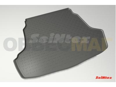 Коврик багажника Seintex полимерный для Hyundai Sonata