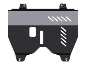 Защита картера и КПП Шериф сталь 2,5 мм для Nissan Pathfinder/Teana № 15.2624