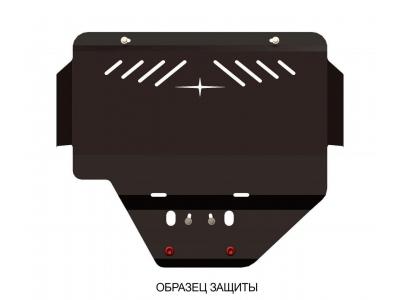 Защита картера и КПП Шериф сталь 2 мм для Citroen Berlingo