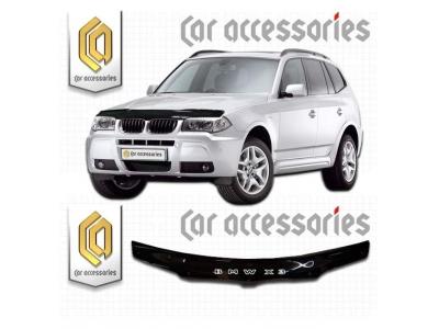 Дефлектор капота CA-Plastic для BMW X3
