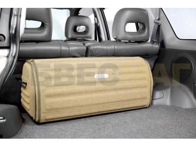 Сумка-органайзер Sotra 3D Lux LARGE в багажник бежевая