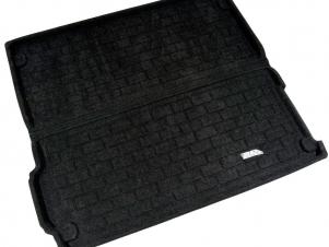 Коврик в багажник Sotra LINER 3D Lux текстильный черный