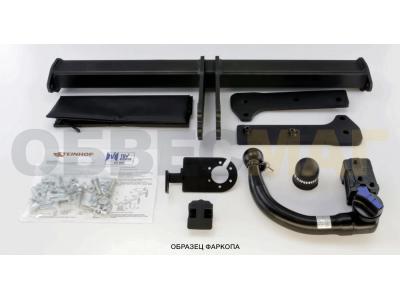 ТСУ Фаркоп Steinhof шар BMC съёмный на седан и универсал для Audi A4