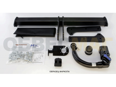 Фаркоп Steinhof шар BMC съёмный для Audi A6 Allroad 2006-2012