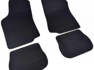 Коврики текстильные SV-Design чёрные для Lada Priora № 3007-UNF3-14N